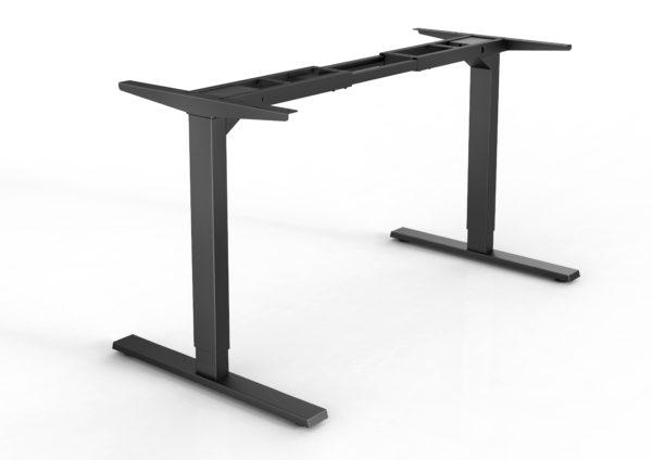 BeActive állítható asztal fekete